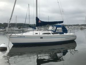 Used Catalina 28 Cruiser Sailboat For Sale