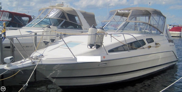 Used Bayliner 2855 Ciera SE Express Cruiser Boat For Sale