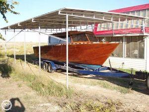 Used Custom 28 Sports Fishing Boat For Sale