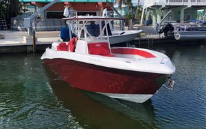 Used Deep Impact 33 Open High Performance Boat For Sale