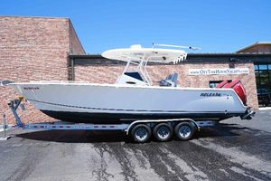Used Release 301 RXS301 RXS Center Console Fishing Boat For Sale