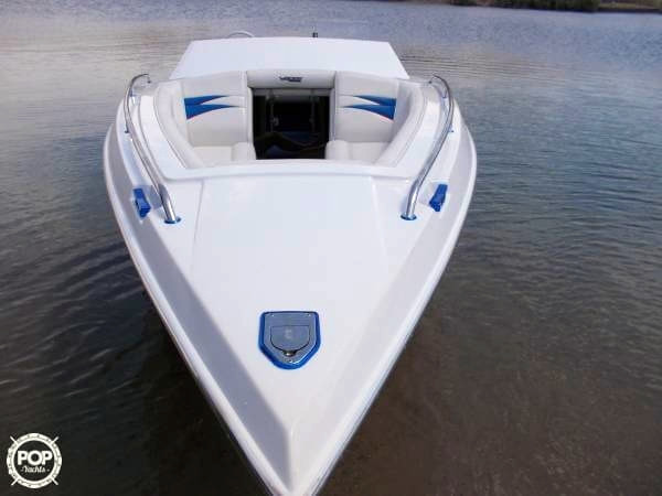 Used Warlock World Class 25 High Performance Boat For Sale