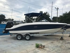 New Sea Ray 21spx-ob Other Boat For Sale