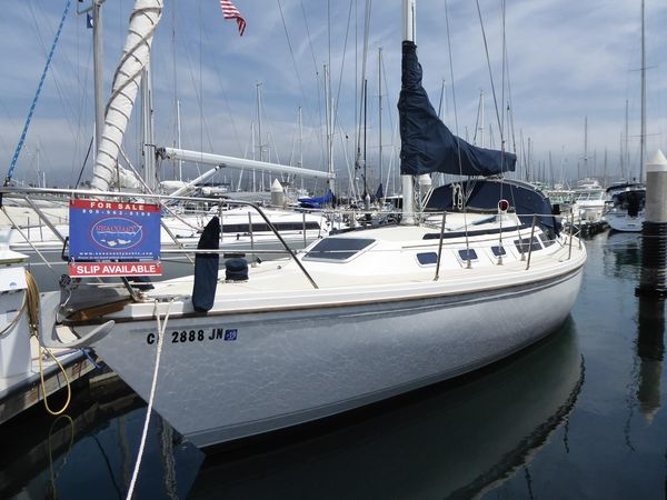 Used Catalina 34 Sloop Sailboat For Sale