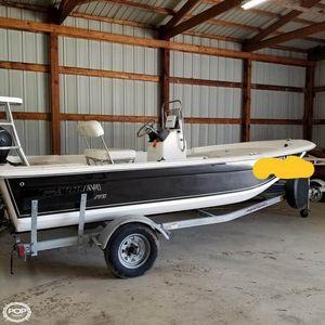 Used Carolina Skiff 16JVX Bay Boat For Sale