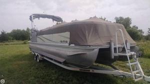 Used Bennington 2875 RLX Pontoon Boat For Sale