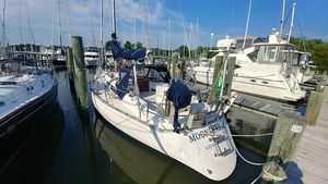 Used Sabre 42 Racer and Cruiser Sailboat For Sale
