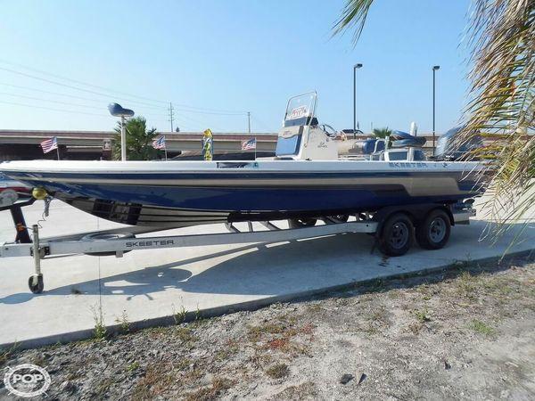 Used Skeeter 24' Skeeter SX240 Bay Boat For Sale