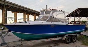 Used Blackfin 25 Combi Cuddy Cabin Boat For Sale