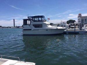 Used Carver 370 Aft Cabin Aft Cabin Boat For Sale