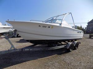 Used Sea Pro 206 Dual Console Cruiser Boat For Sale