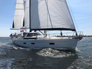 Used Amel 55 Cruiser Sailboat For Sale