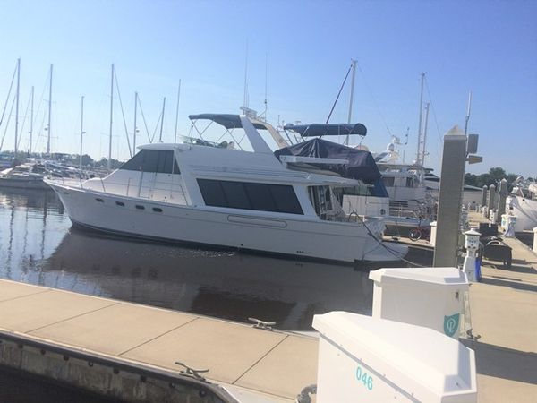 Used Bayliner 4788 Motor Yacht For Sale