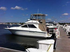 Used Sea Ray 340 Sedanbridge Motor Yacht For Sale