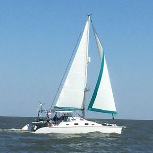 Used Pdq Classic Catamaran Sailboat For Sale