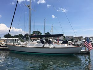 Used Hinckley 59 Cruiser Sailboat For Sale