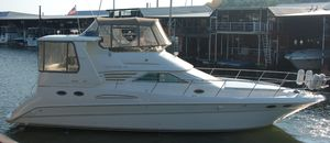 Used Sea Ray 420 Aft Cabin Flybridge Boat For Sale