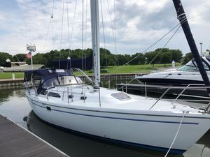 Used Catalina 36 MKII Cruiser Sailboat For Sale