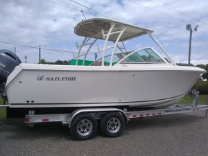 New Sailfish 275 DC Cruiser Boat For Sale