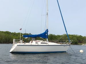 Used Hunter 28.5 Cruiser Sailboat For Sale