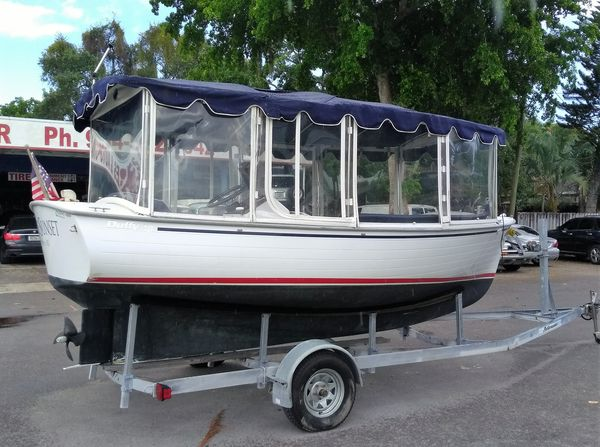 Used Duffy Snug Harbor Other Boat For Sale