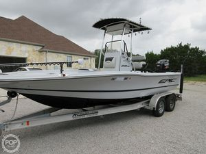 Used Epic 22SC Center Console Fishing Boat For Sale
