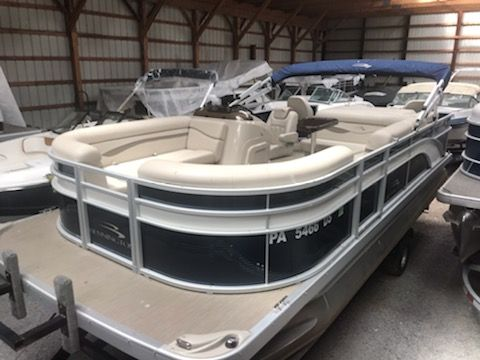 Used Bennington 20 SSX Pontoon Boat For Sale