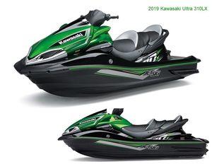 New Kawasaki 310lx High Performance Boat For Sale