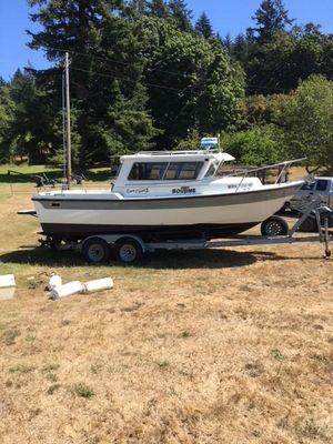 Used Sea Sport 2200 Sportsman Cuddy Cabin Boat For Sale