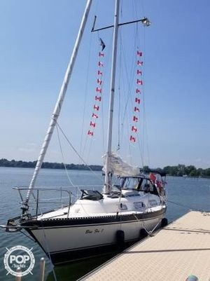 Used Hughes Columbia 31 Sloop Sailboat For Sale