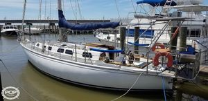 Used Custom Built 41 Cutter Sailboat For Sale