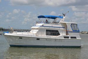 Used Chb Sundeck Trawler Motor Yacht For Sale