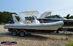 Used Brig Inflatables Eagle 645 Commercial Boat For Sale