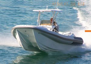 Used Hysucat Power Catamaran Boat For Sale