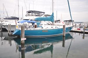 Used C&c 40 Sloop Sailboat For Sale
