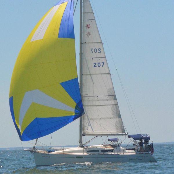 Used Jeanneau 36I Daysailer Sailboat For Sale