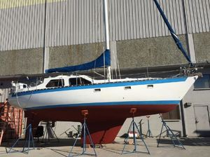 Used Cooper 353 Pilothouse Cruiser Sailboat For Sale
