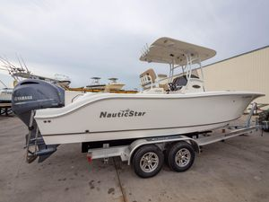 Used Nauticstar 25 XS Offshore Sports Fishing Boat For Sale