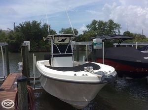Used Mako 261 Center Console Fishing Boat For Sale
