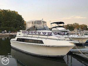 Used Carver 32 Mariner Aft Cabin Boat For Sale