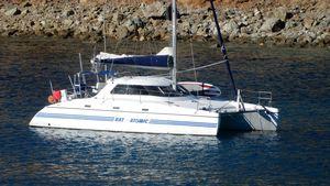 Used Wildcat 35' MK LLL 350 Catamaran Sailboat For Sale