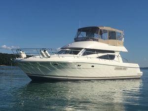 Used Prestige 46 Sedan Flybridge Boat For Sale