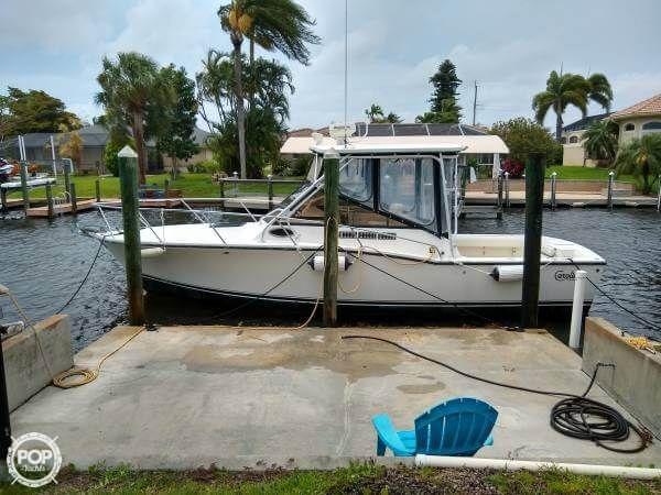 Used Carolina Classic 28 SF Sports Fishing Boat For Sale