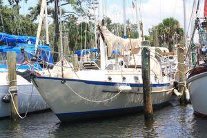 Used Pacific Seacraft Crealock Cruiser Sailboat For Sale