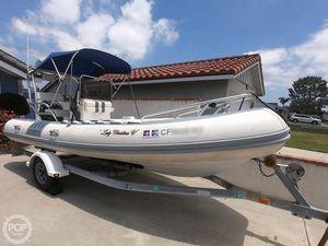 Used Novurania 550 DL (2006 TUBES) Cruiser Boat For Sale