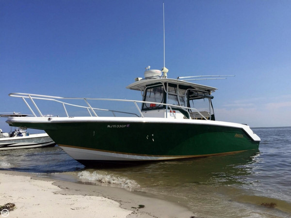 Used Angler 2900 CC Center Console Fishing Boat For Sale
