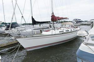 Used Najad 332 Cruiser Sailboat For Sale
