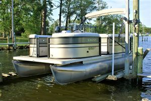 Used Crest 21 Pontoon Boat For Sale