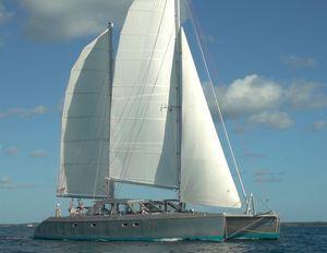 Used Custom Devilliers 62 Catamaran Sailboat For Sale