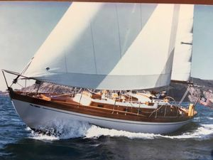 Used Cheoy Lee Cruiser Sailboat For Sale